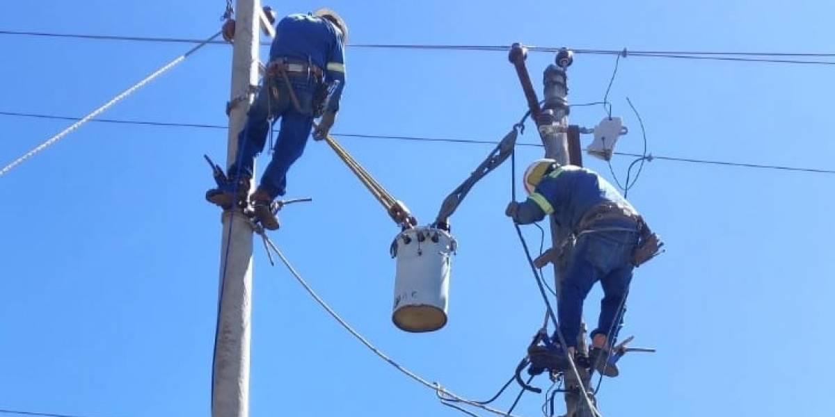 No habrá luz eléctrica en un sector del norte de Quito este domingo 23 de agosto