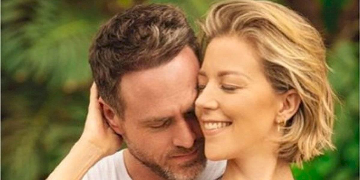 Fernanda Castillo y Erik Hayser anuncian que serán padres