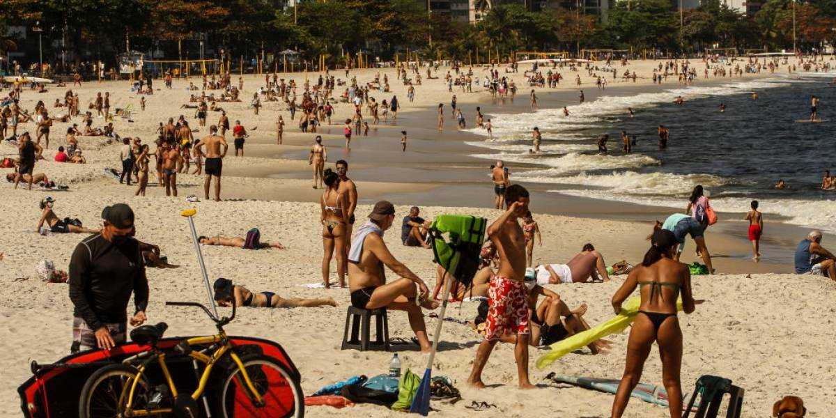 Brasil atinge 115 mil mortes pelo novo coronavírus; veja balanço desta segunda