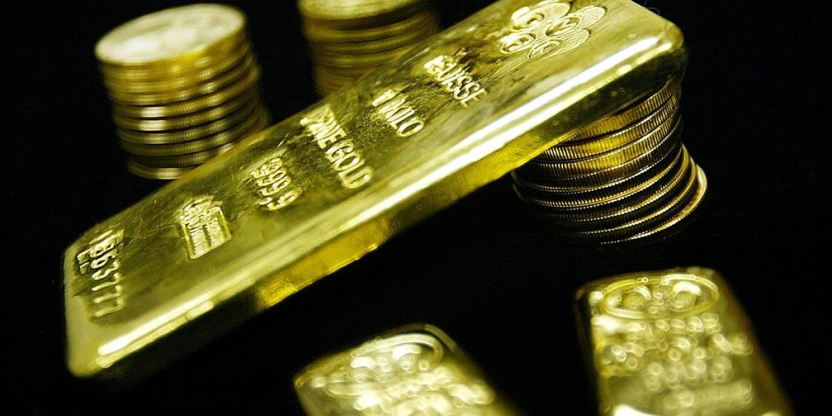 ¿Por qué? Este es el total del oro que vendió Colombia