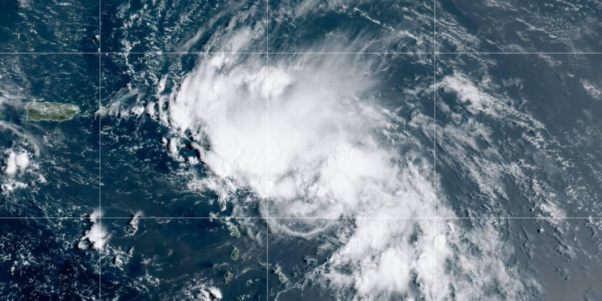 Tormenta Tropical Laura se aleja de Puerto Rico