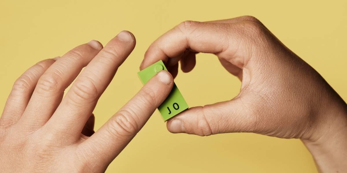 LEGO desarrolló ladrillos Braille para niños con discapacidad visual