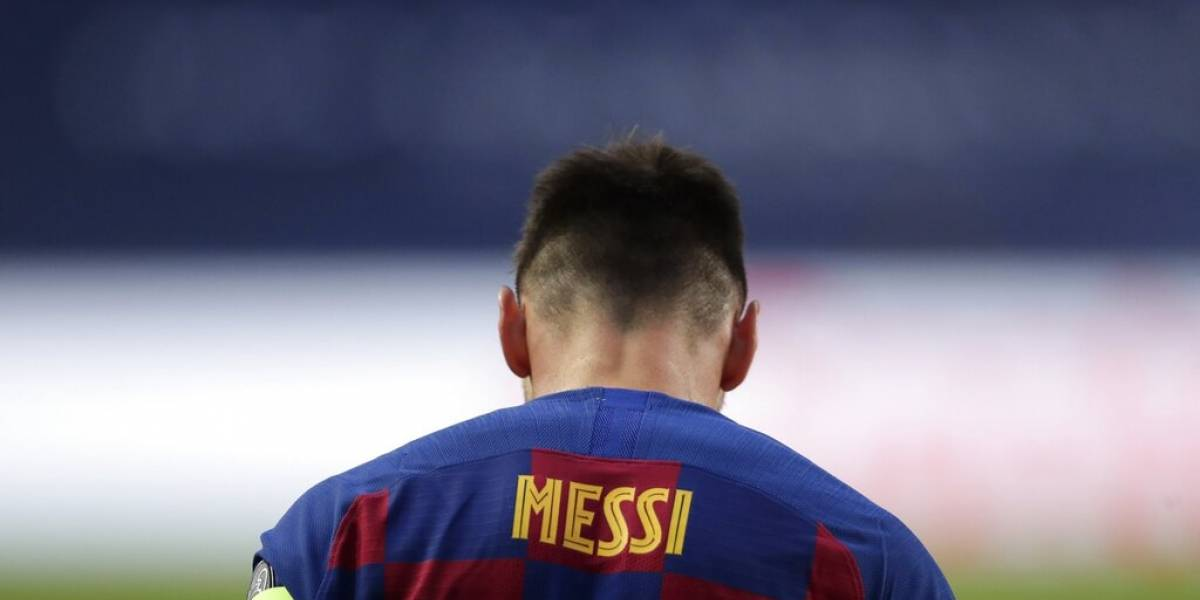 Reunión de padre de Messi con el Barcelona acaba sin acuerdo