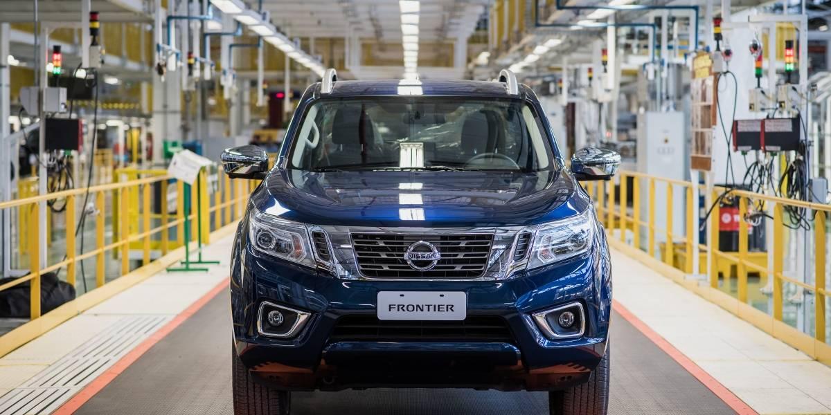 Nissan refuerza su inversión en la renovar de la camioneta NP300 Navara