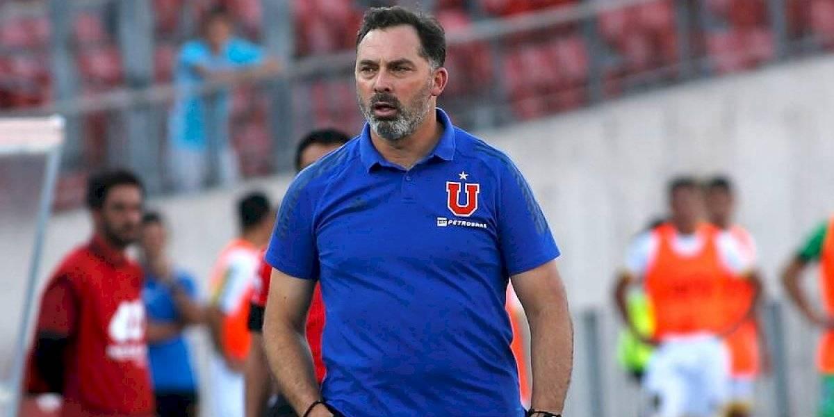 """Caputto insiste: """"Uno quiere jugar en el Nacional, pero debemos tener un 'plan B' o un 'C'"""""""