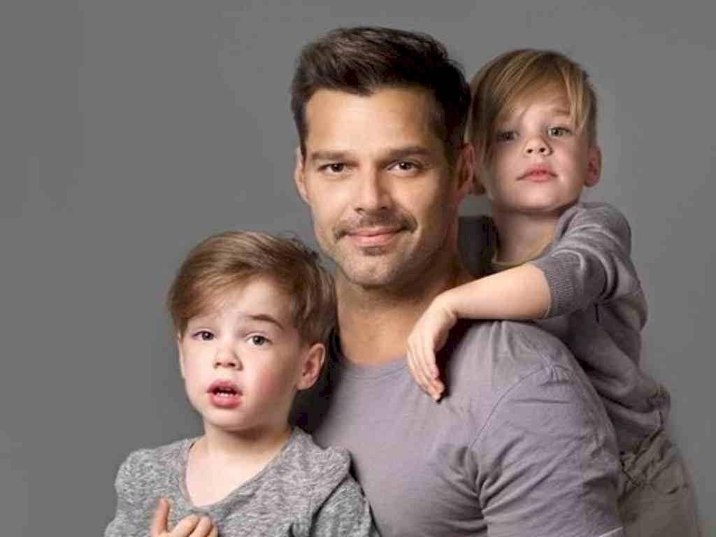 El ser homosexual no le ha impedido cumplir su sueño de ser padre