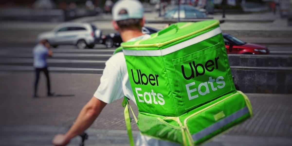 Uber Eats terá de fornecer maior proteção a entregadores durante pandemia
