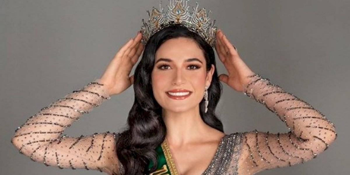 Coronan a una actriz de 27 años como Miss Brasil 2020