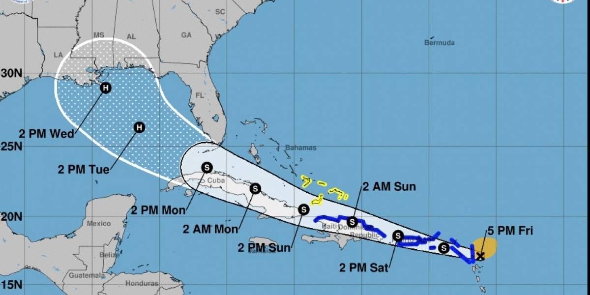 Firman declaración de emergencia por el paso de la tormenta tropical Laura