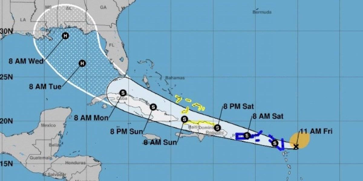 Puerto Rico continúa bajo aviso de tormenta por la llegada de Laura
