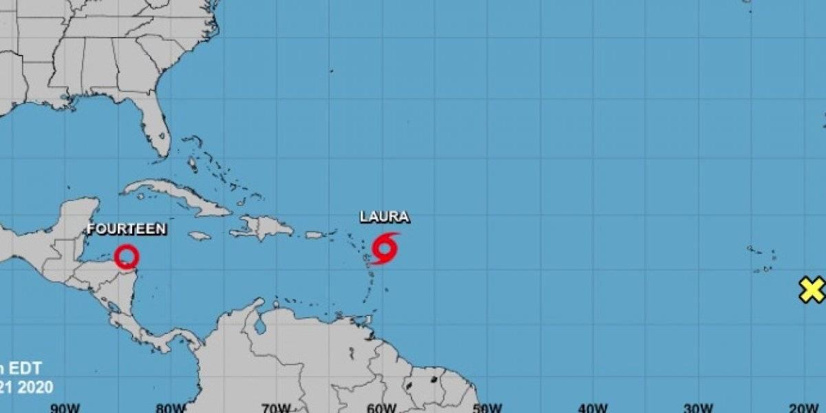 Suspenden actividades marítimas por la tormenta Laura