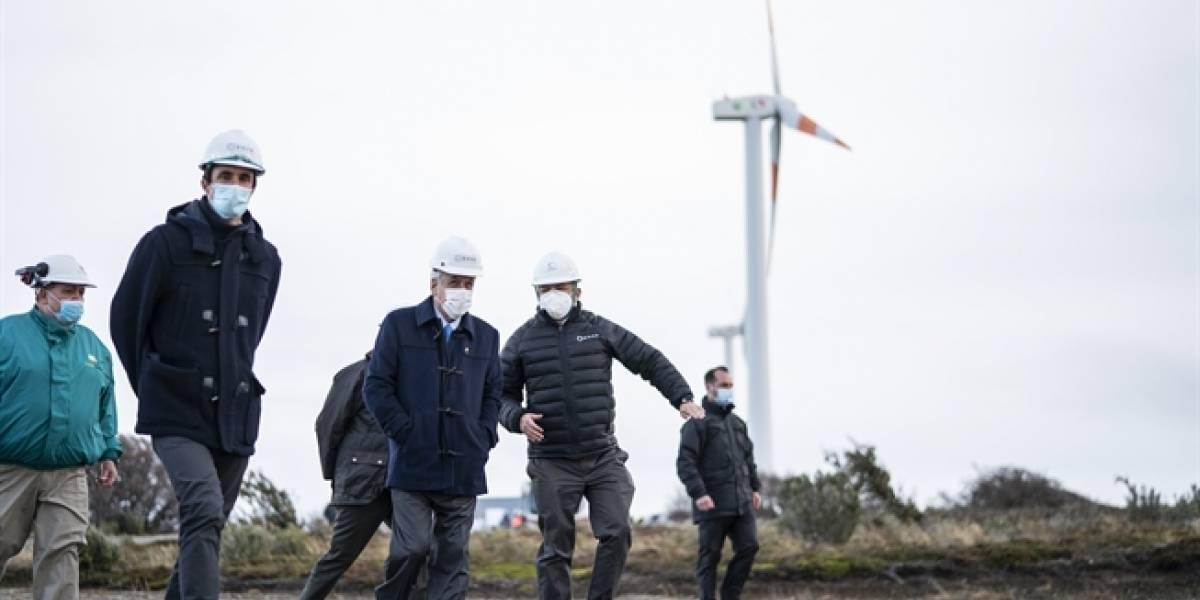 "Presidente Piñera promete: ""Chile se va a transformar en potencia en energías renovables"""