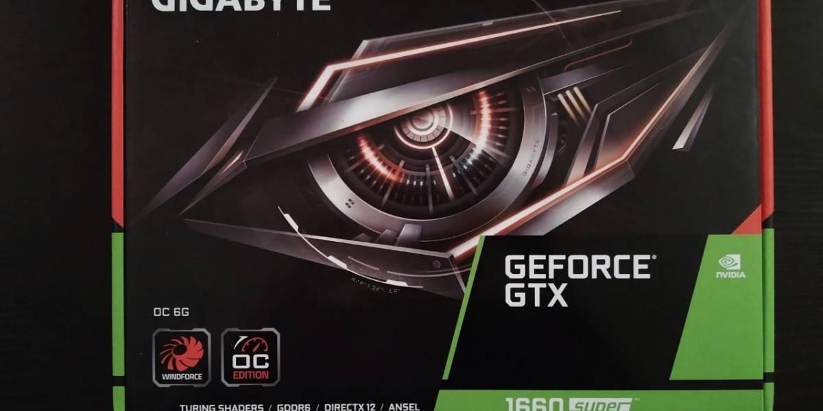 GIGABYTE GeForce GTX 1660 super OC Edition review [FW Labs]