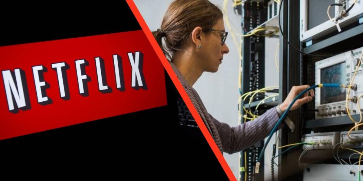 Nuevo récord de velocidad de Internet se mide en catálogos de Netflix por segundo