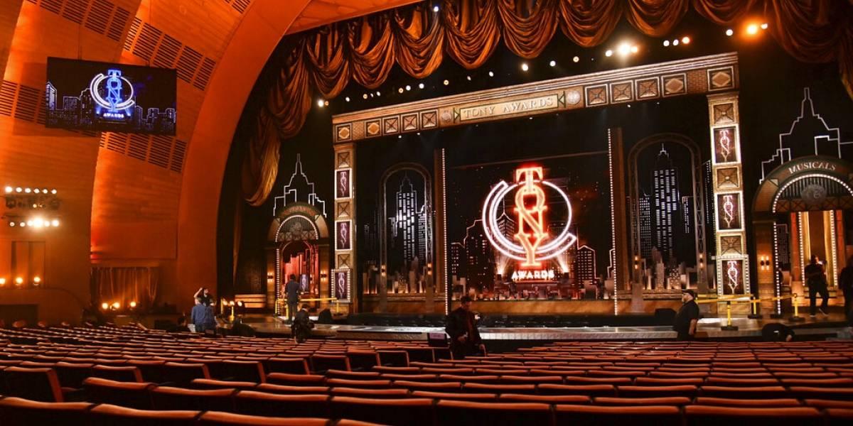 Ceremonia de entrega de premios Tony será en formato digital