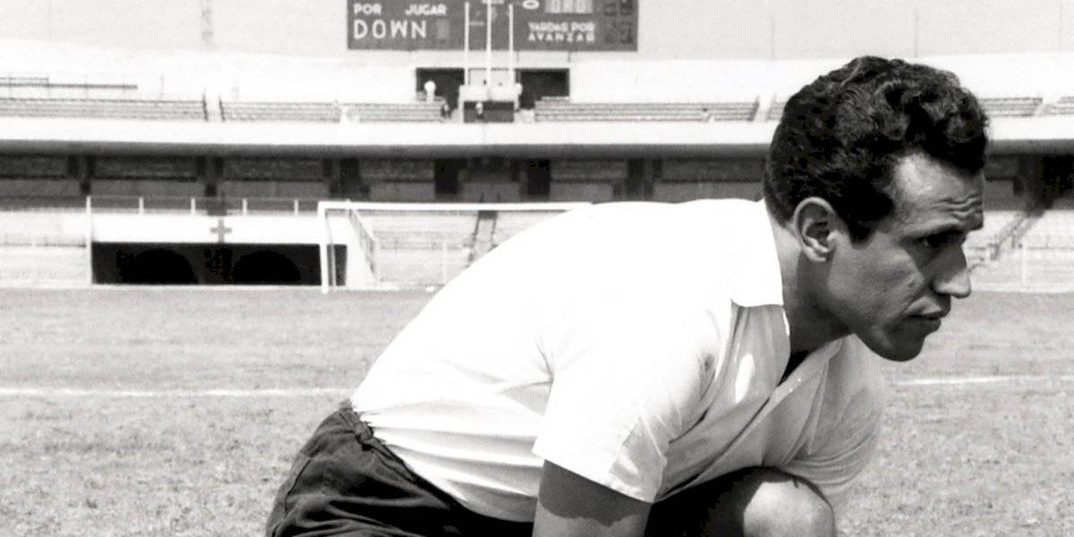 Fallece Pedro 'siete pulmones' Nájera, histórico jugador del América