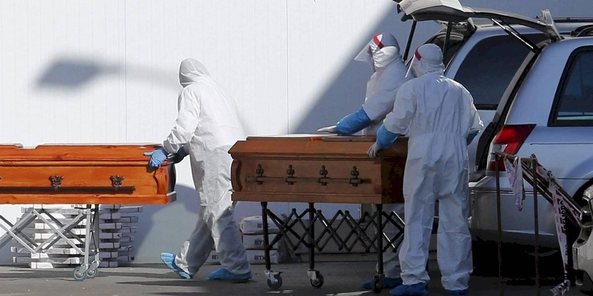 Informe epidemiológico: casi 15 mil fallecidos entre confirmados y sospechosos