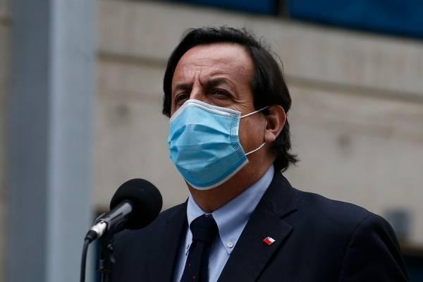 Comisión aprobó la acusación constitucional contra el ministro del Interior Víctor Pérez