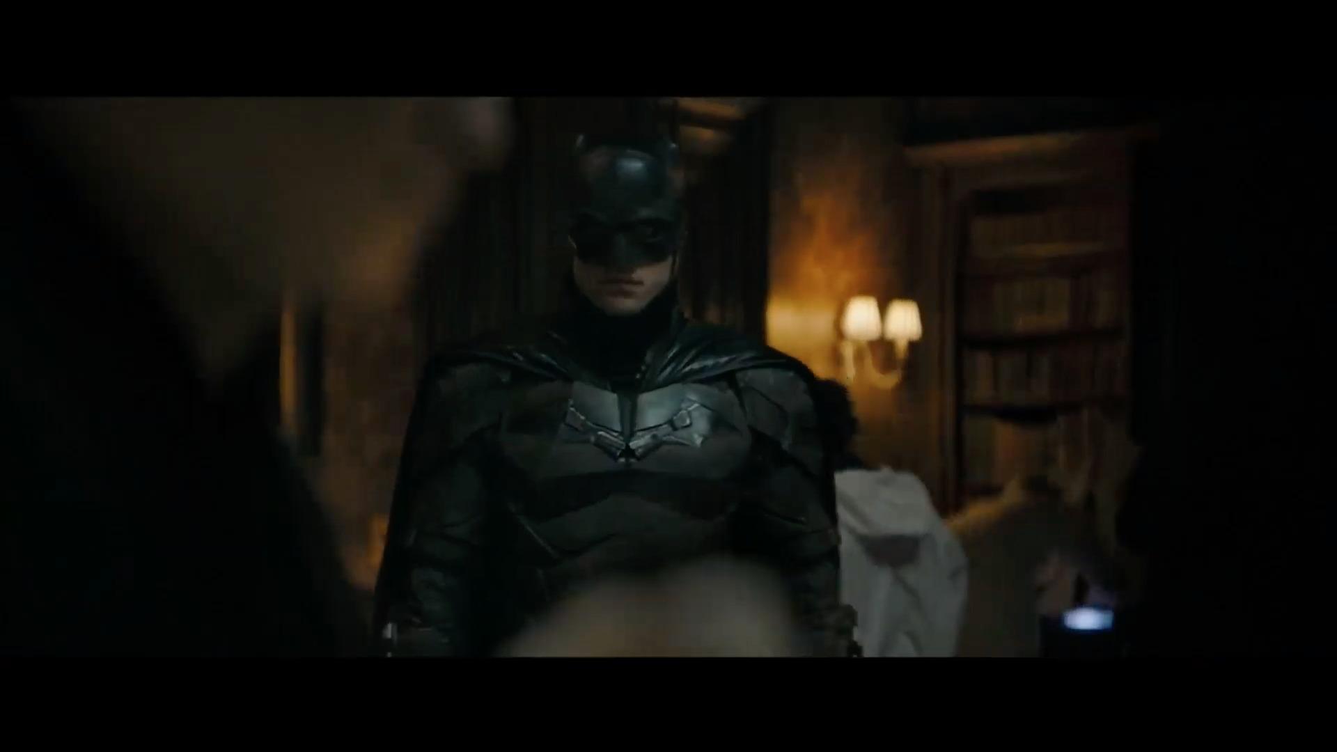 The Batman Tráiler