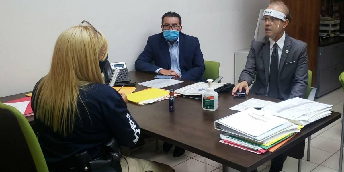 UPR refiere a la Policía la investigación sobre correos electrónicos con propaganda política