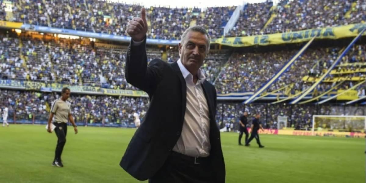 Gustavo Alfaro es el nuevo técnico de la Selección de Ecuador