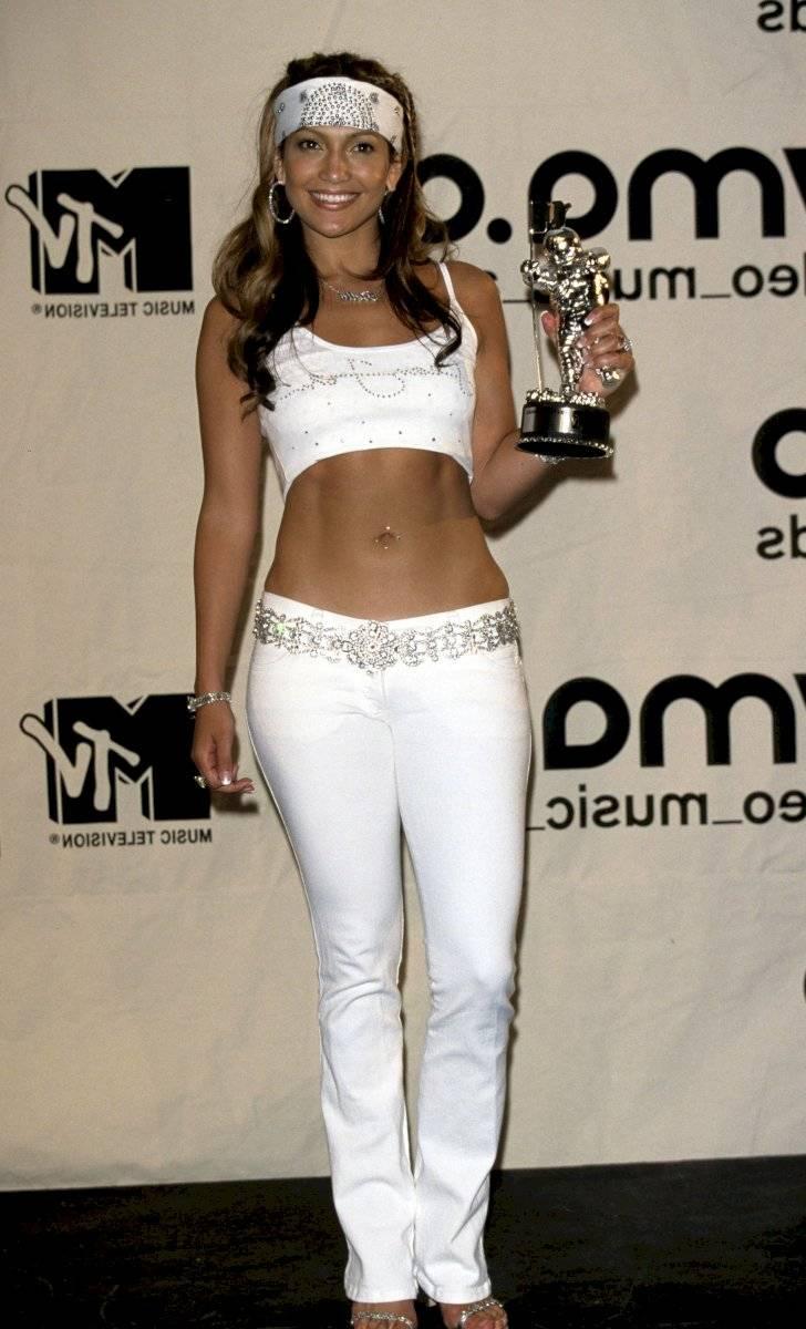 Jennifer Lopez ya lo está llevando