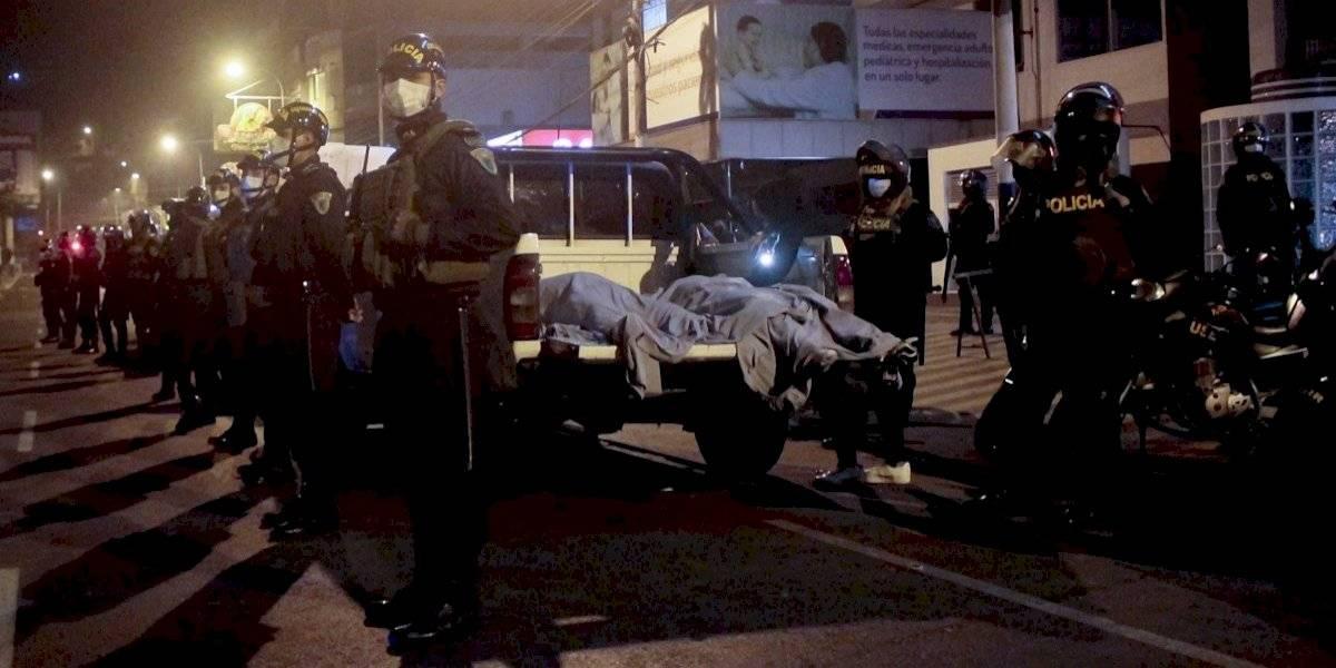Unos 13 muertos en estampida en discoteca en Perú