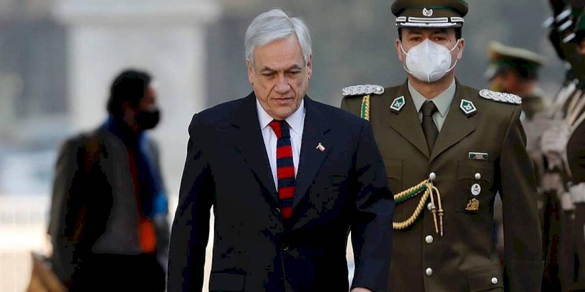 """Piñera y el 25 de octubre: """"No voy a pronunciarme sobre el camino, prefiero reservar toda mi fuerza en hacer un plebiscito bien hecho"""""""