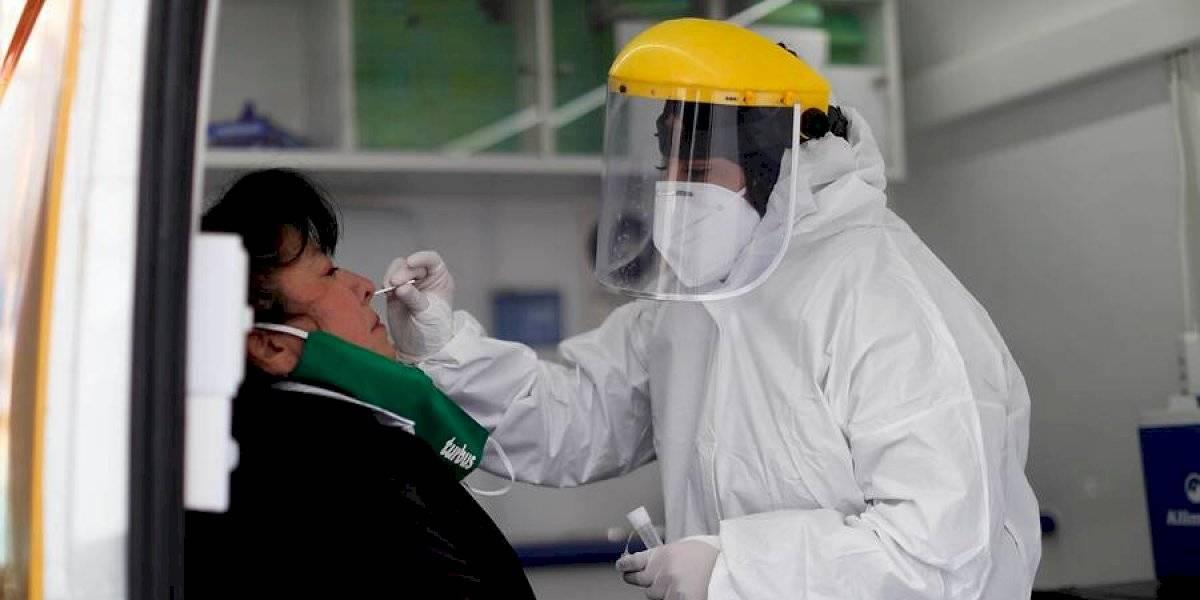Ministerio de Salud reporta 60 fallecidos, 1.942 casos nuevos y récord de 31.981 exámenes PCR