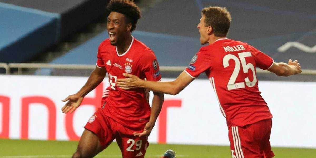 Bayern Múnich, el Súper Campeón, ahora consigue la orejona de la Champions League