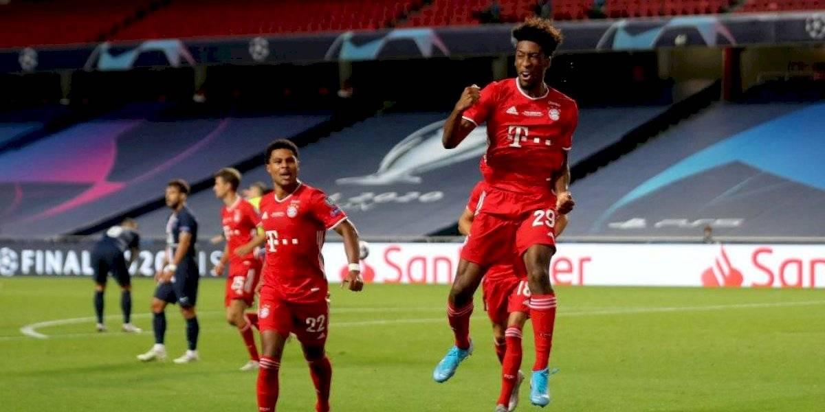 ¡Tradición alemana! Bayern Munich venció a PSG y se quedó con el título de la Champions League