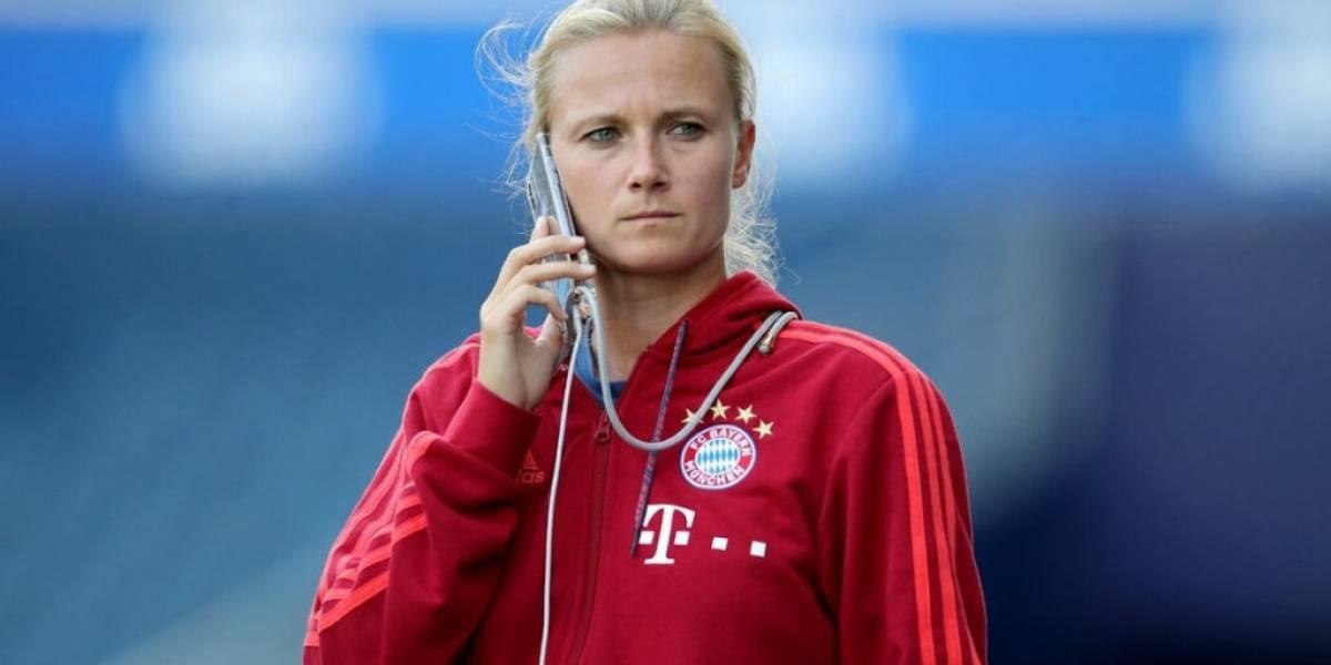 ¿Quién es Kathleen Krüger? La mujer detrás del éxito del Bayern Múnich