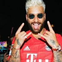 El guiño del Bayern Múnich a Maluma tras ganar la Champions League