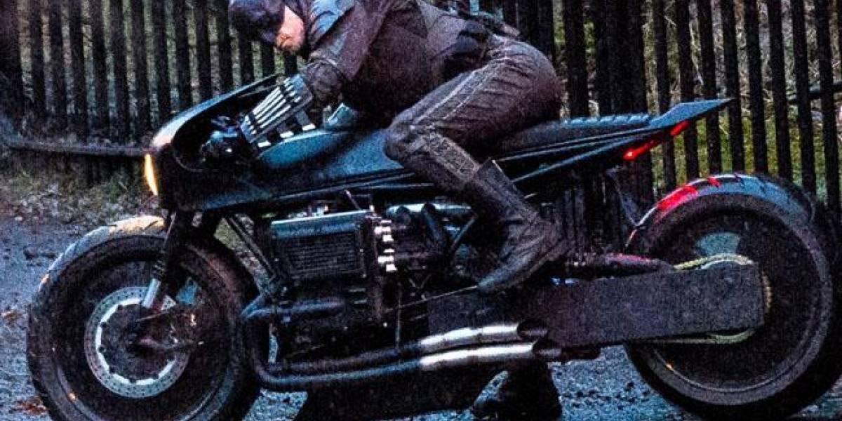 La innovación del traje de Batman de Robert Pattinson: le hicieron cierre para que pudiera orinar