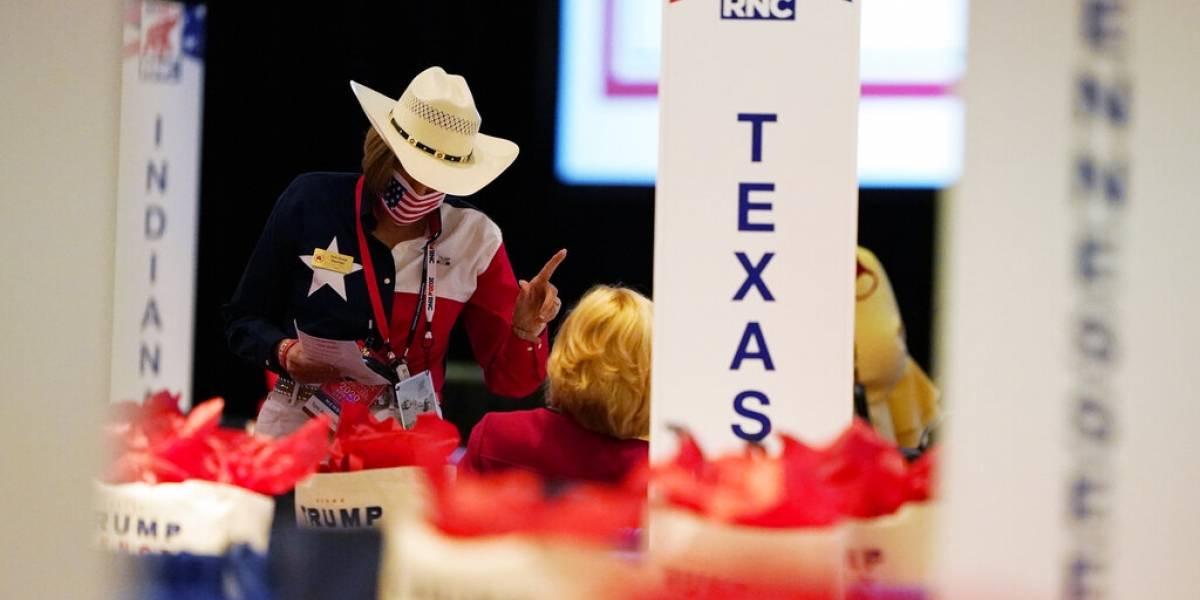 Convención republicana será presencial a pesar de la pandemia
