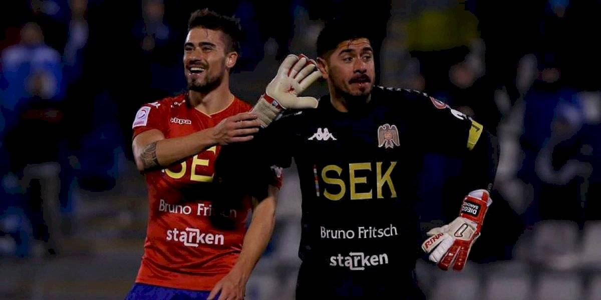 """El """"Mono"""" Sánchez calienta el duelo ante la UC: """"Para mí es un 'Superclásico', me encanta ganarles"""""""