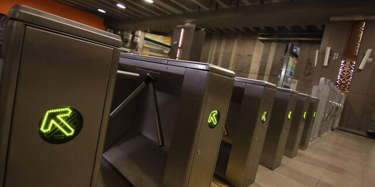 Estación Del Sol de la Línea 5 reabre sus puertas y Metro de Santiago llega al 95% de su red disponible