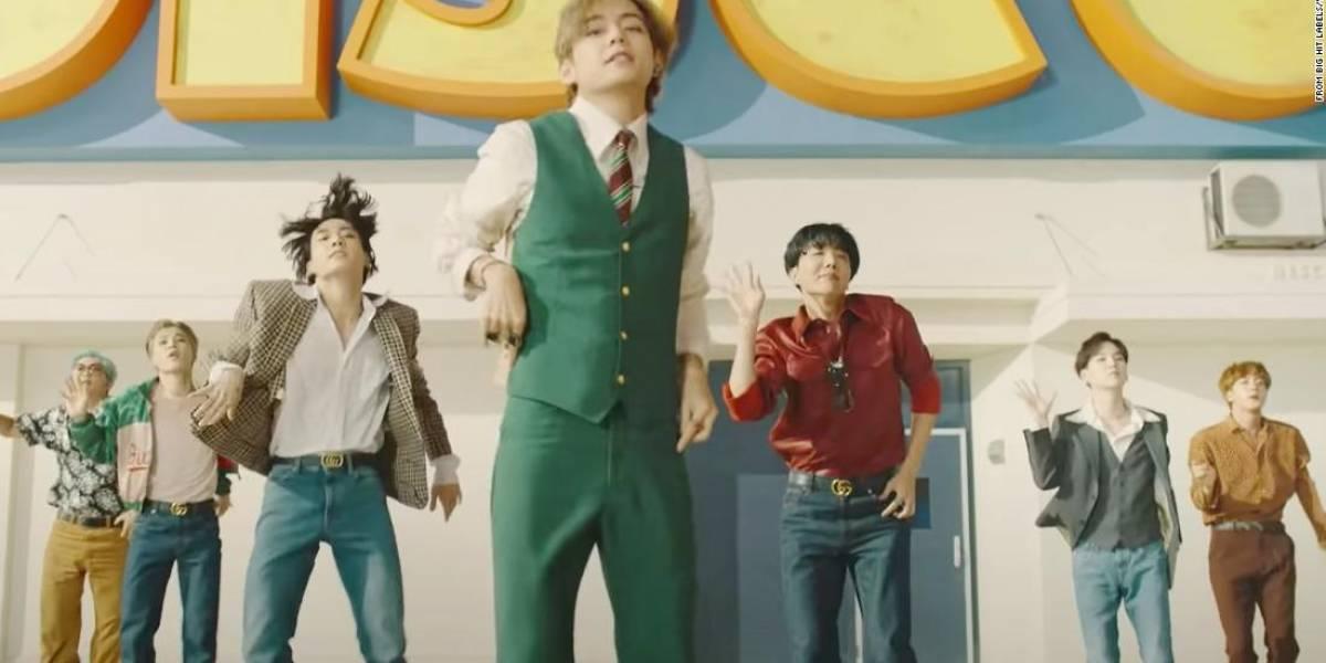 BTS rompe récord en YouTube: 101 millones de visitas en las primeras 24 horas de Dynamite