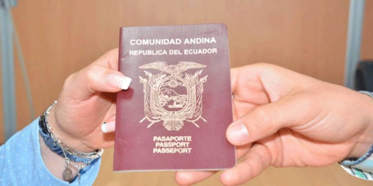 Este 14 de septiembre se emitirá el primer pasaporte electrónico en Ecuador