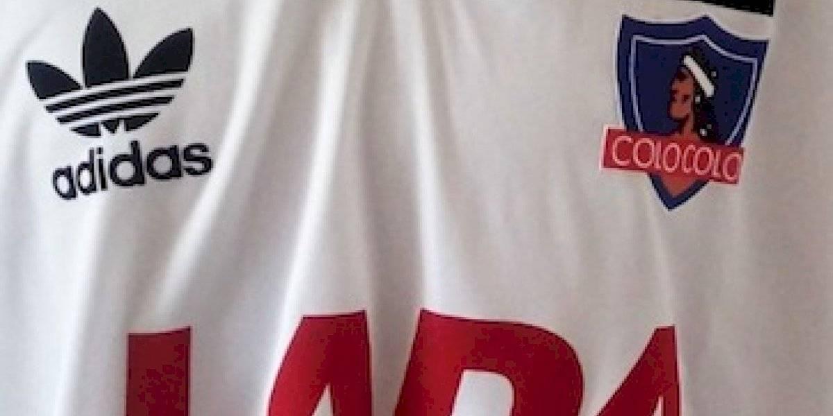 """Colo Colo tiene nueva marca de camiseta: Adidas vuelve al """"Cacique"""""""