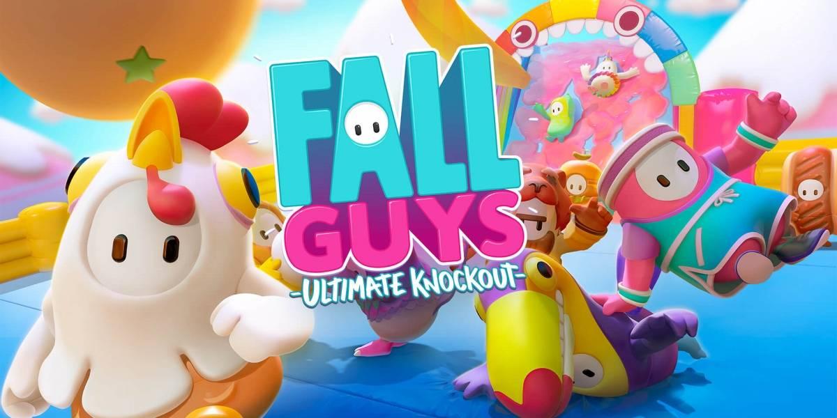 Novo golpe promete versão mobile do game Fall Guys que não existe