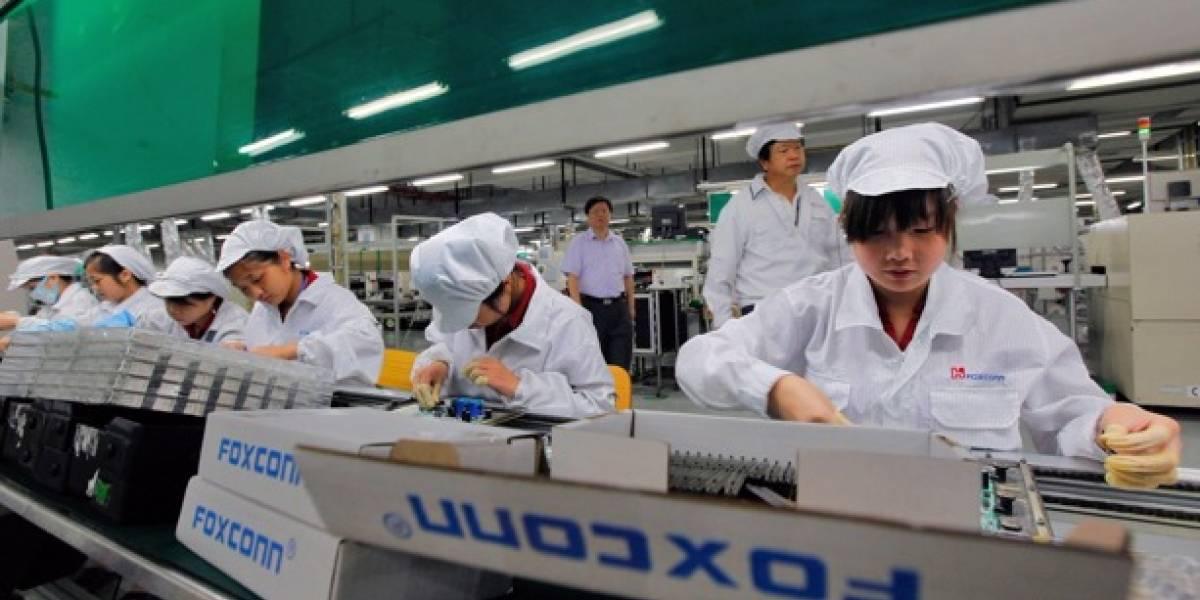 iPhone: Foxconn piensa producir el smartphone en sus fábricas en México