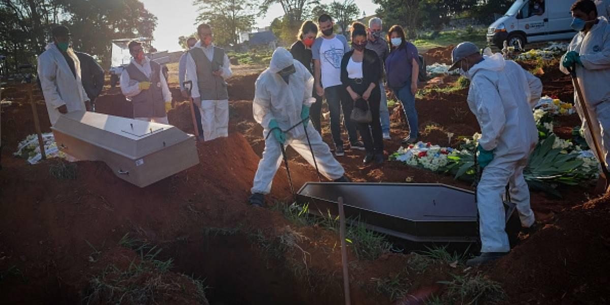 São Paulo tem 234 novas mortes por covid-19; veja balanço de sexta