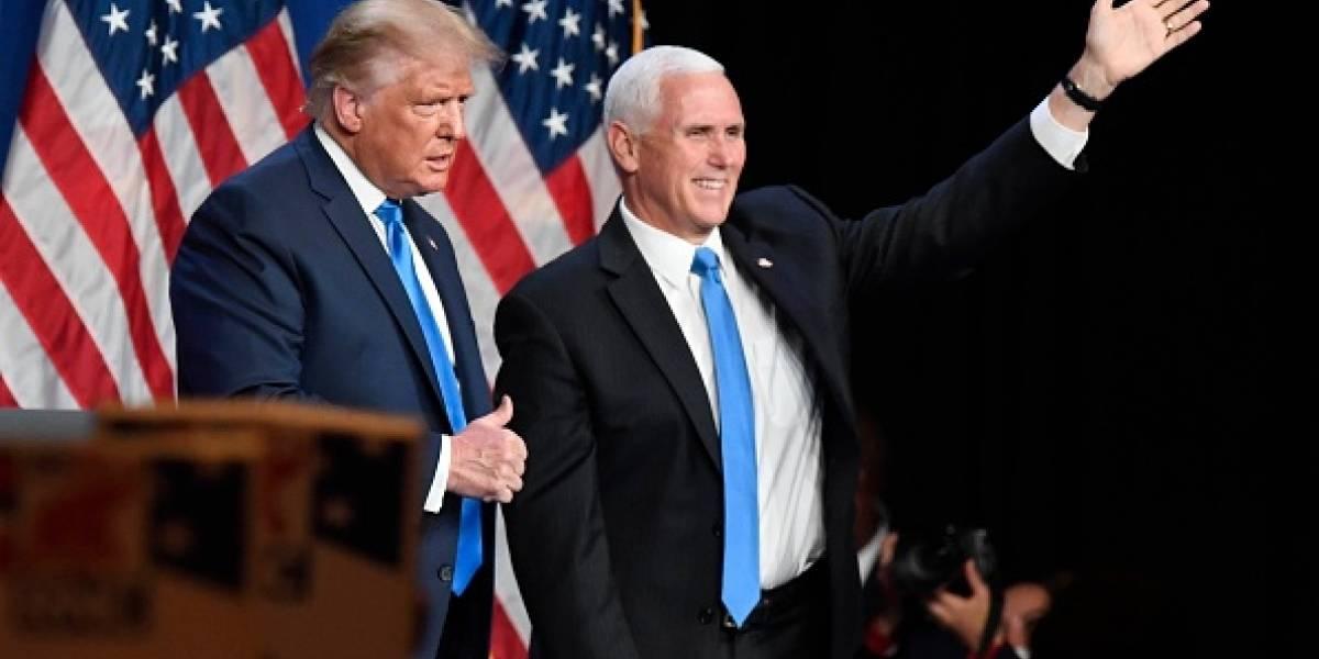 Convenção modesta vai lançar candidatura de Trump à reeleição
