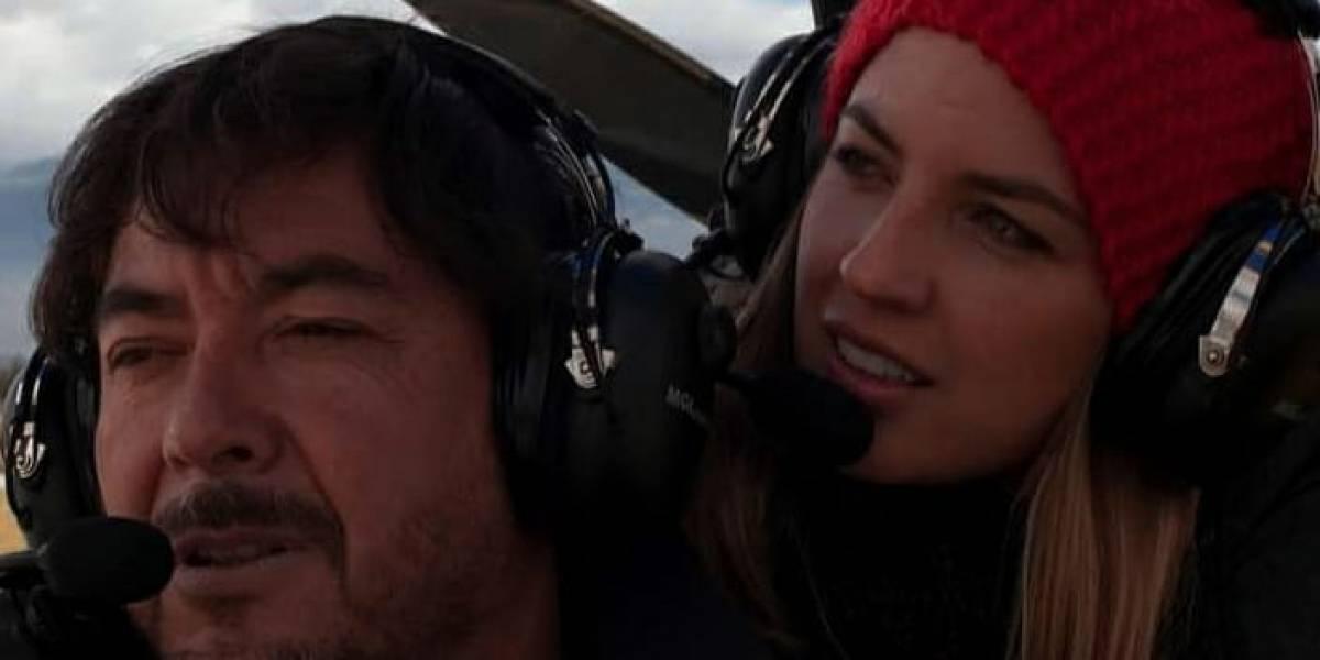 Policía encuentra cuerpo de piloto ecuatoriano, padre de Gabriela Villalba, desaparecido en Lima