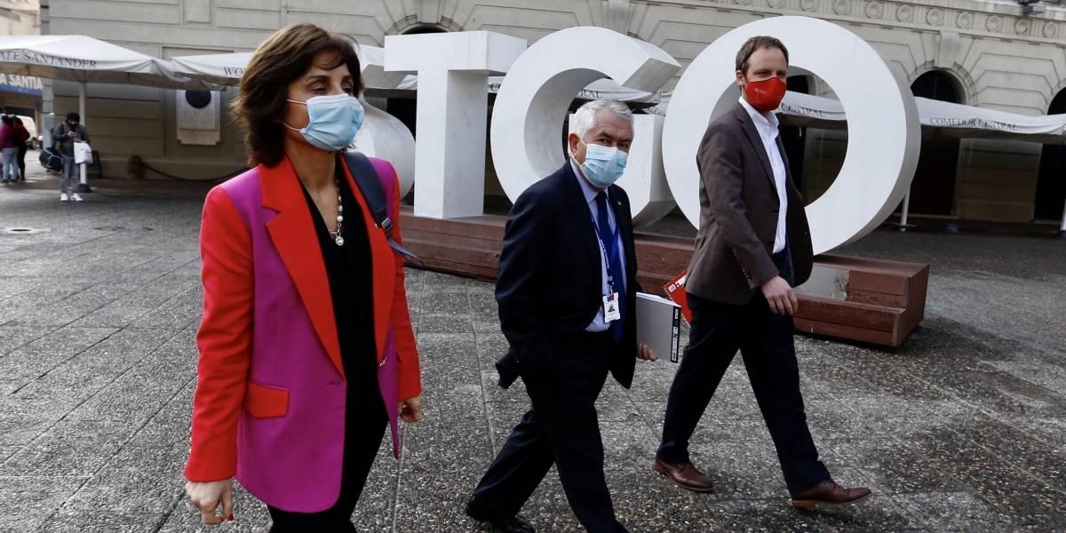 Cambios en Fonasa e isapres: ministro Paris reencamina reforma integral al sistema de salud