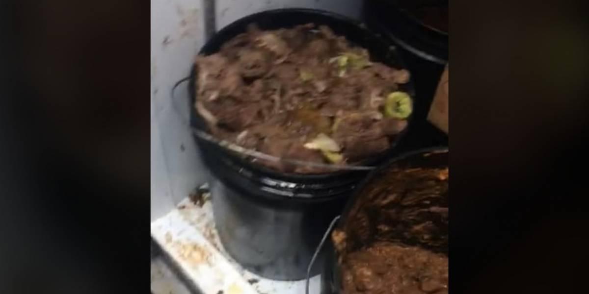 Estos son los dos restaurantes que fueron sorprendidos con cocinas sucias en Condado