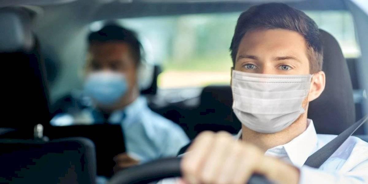 Que no quede cerca de los ojos: expertos advierte mayor riesgo de accidentes de tránsito por uso de mascarilla