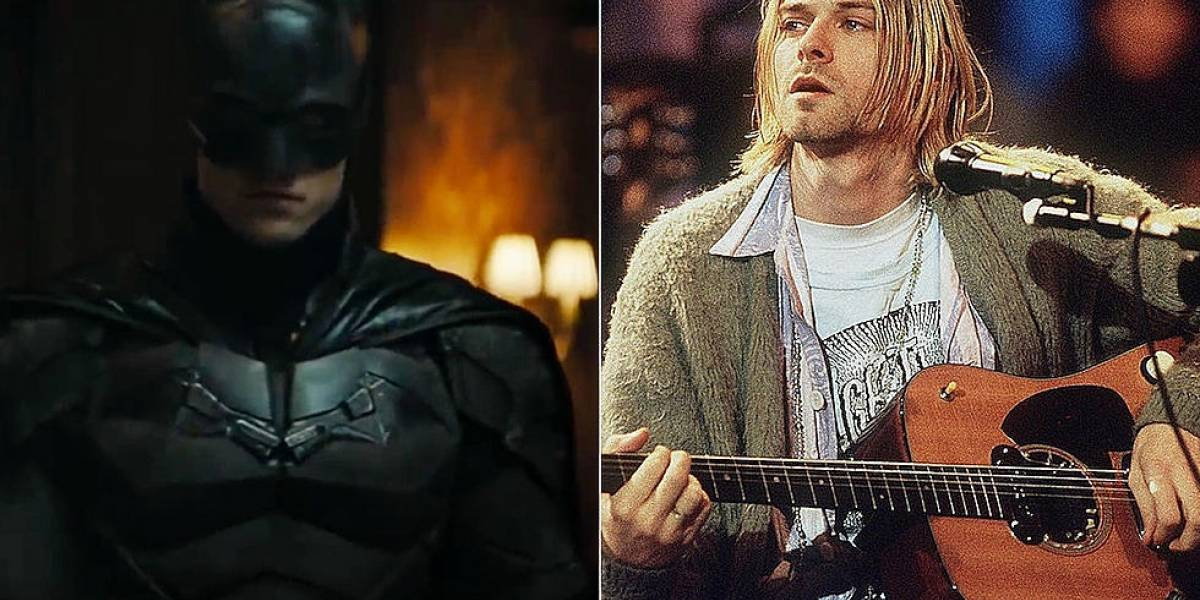 Robert Pattinson e Nirvana: confira o trailer do novo 'Batman'