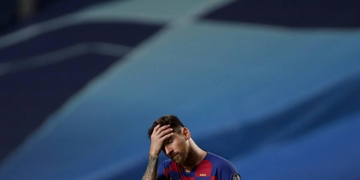Conmoción en Argentina por la intención de Messi de dejar el FC Barcelona